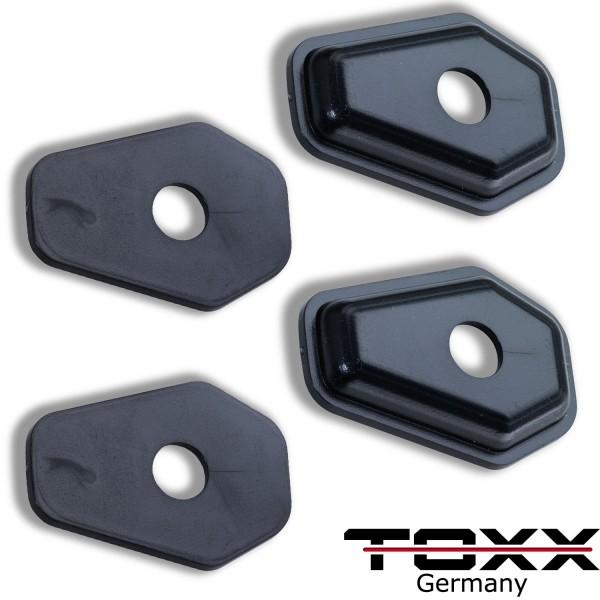 ToXx Blinker Adapterplatten Suzuki