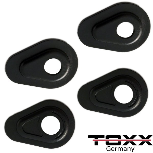 ToXx Blinker Adapterplatten Yamaha MT07 MT09