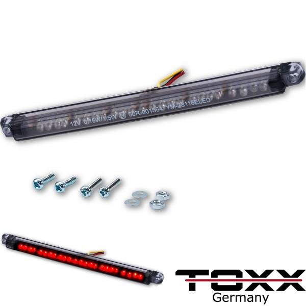 ToXx LED Rücklicht String schwarz getönt