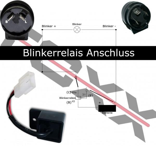 led-Blinkerrelais-anschluss