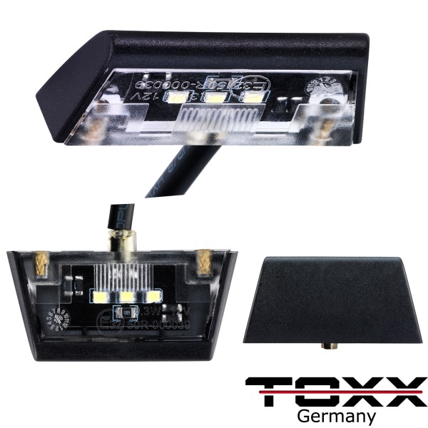 ToXx LED Kennzeichenbeleuchtung K4