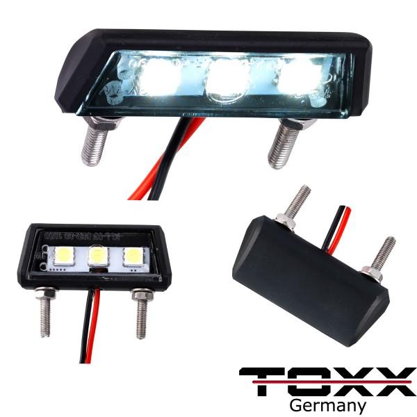ToXx LED Kennzeichenbeleuchtung K3