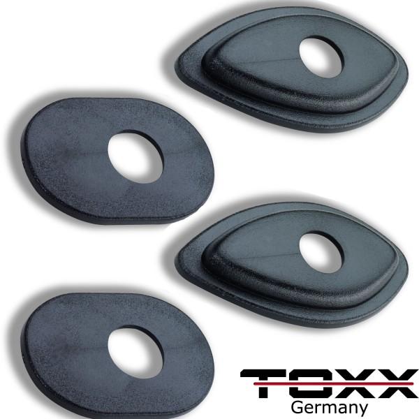 ToXx Blinker Adapterplatten Honda